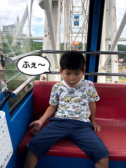 東条湖おもちゃ王国でプールと遊園地を満喫! ③完