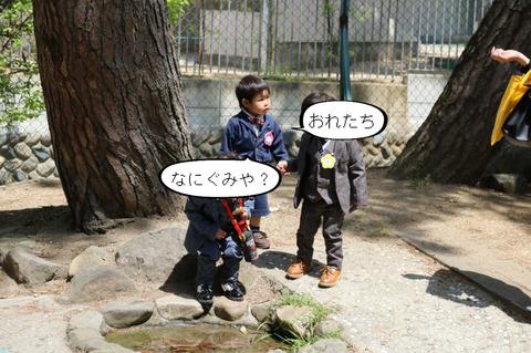 幼稚園で学ぼう!