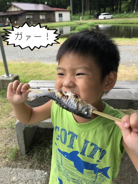 琵琶湖に初めての湖水浴へ! ④完