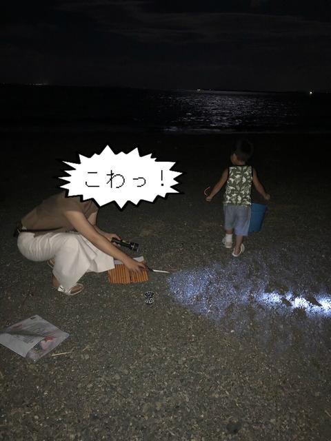 琵琶湖に初めての湖水浴へ! ③