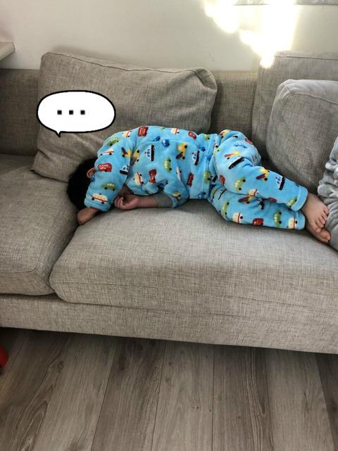 寝かし付けだけではなく、起こす方もやってほしい!