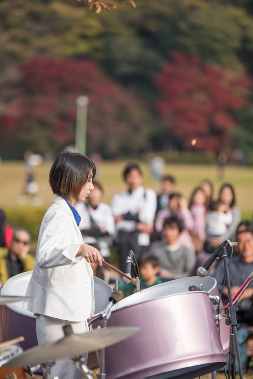 松戸どこでもシアター2016年11月-15(夏音かほるさん)