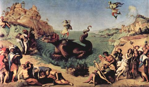 ペルセウスの神話
