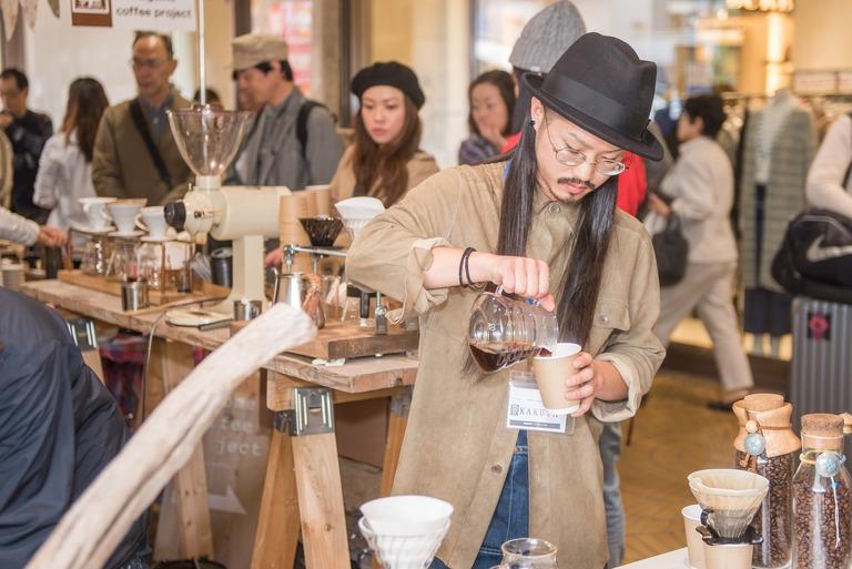 船橋珈琲フェスティバル・Kakuya Coffee Stand-2