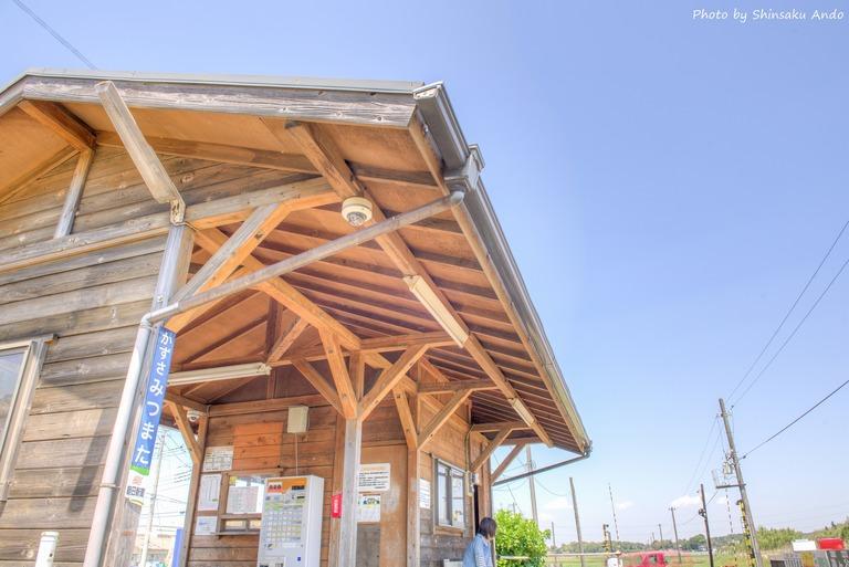 小湊鉄道2016年5月5日-15(上総三又駅)