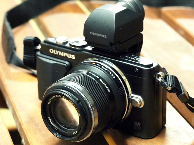 カメラ復活