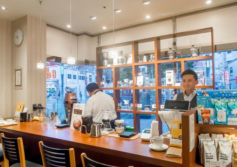 ドトールコーヒーショップ船橋駅南口店‐4