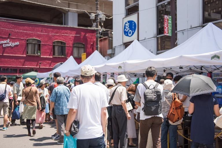 西船橋百円商店街2016年7月-4