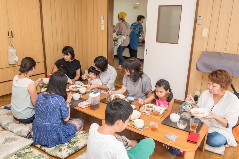 市川こども食堂20160917-14