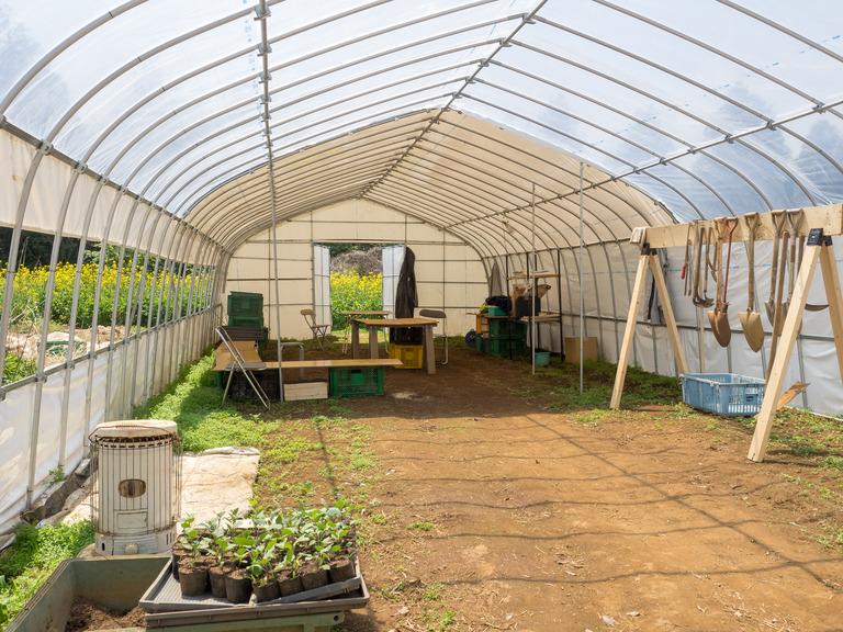 山田農場の4月‐7