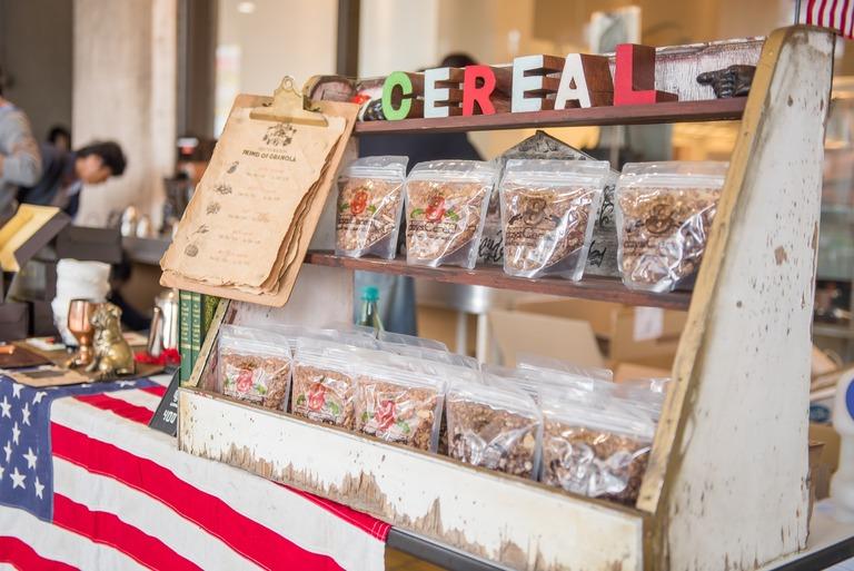 船橋珈琲フェスティバル・8days Cereal-1
