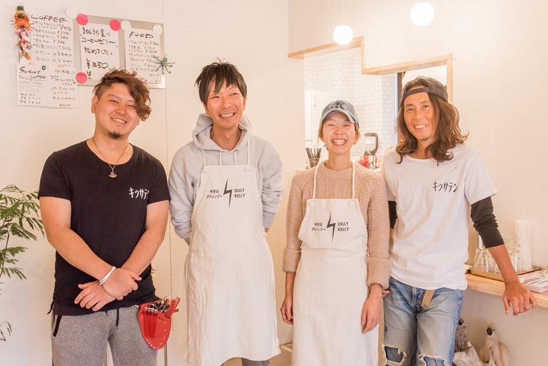 喫茶店ダイジングー-5