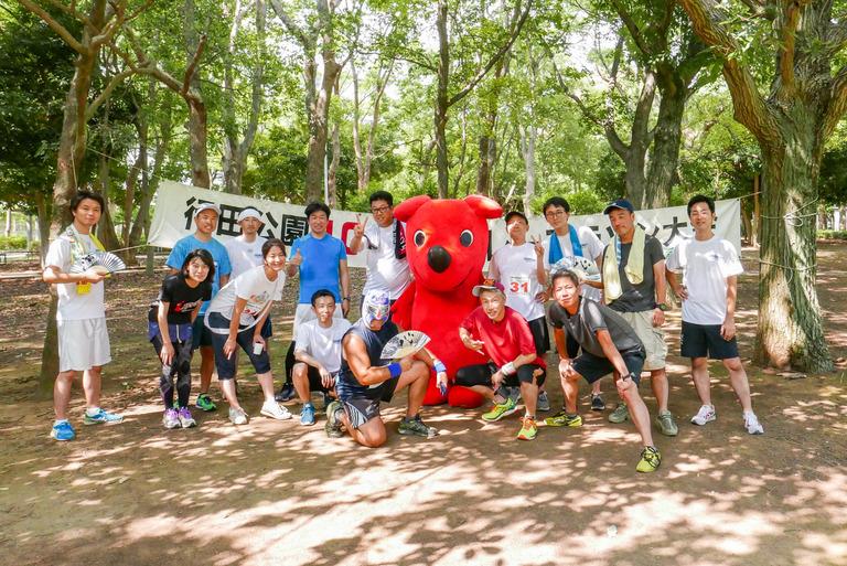 行田公園|100kmリレーマラソン2019_4
