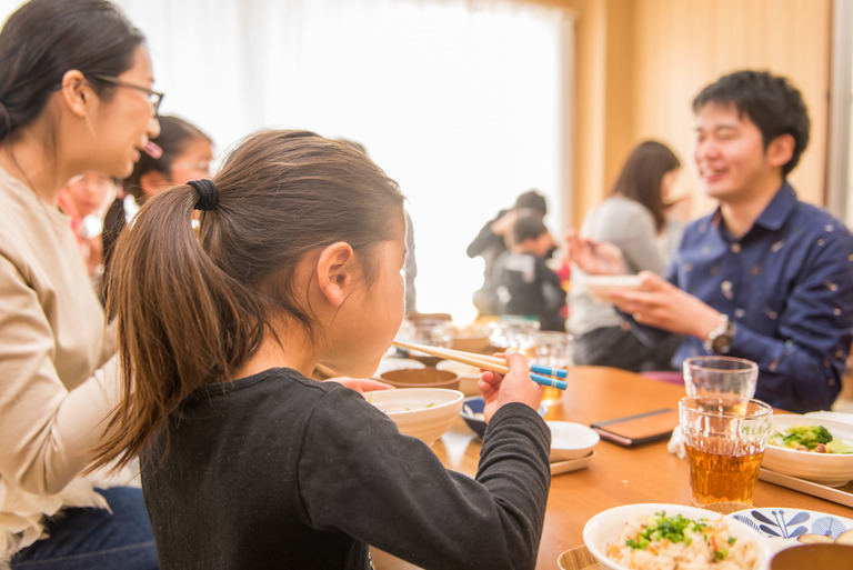 市川せかんどほーむ子ども食堂2017年2月-2
