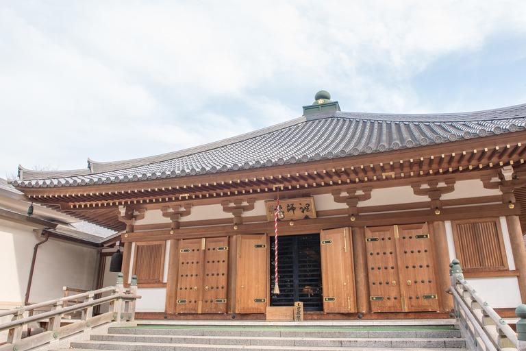 弘法寺のお堂