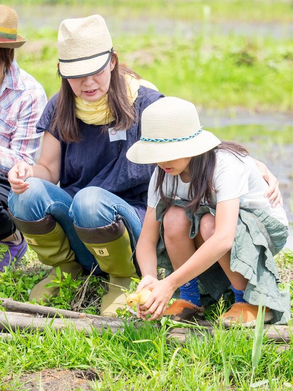 山田農場の一年・六月(参加者の皆さん-3)