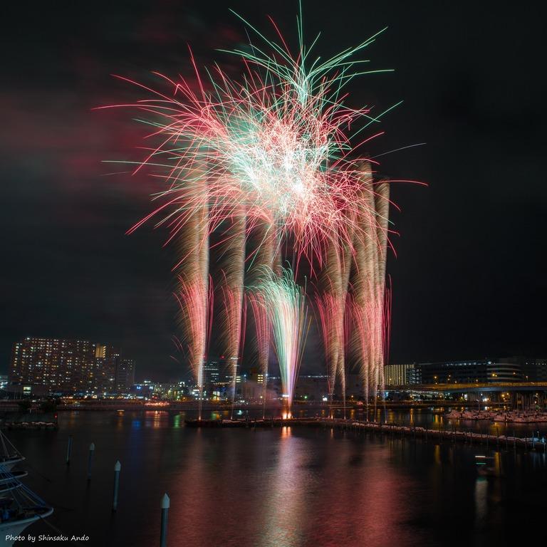 船橋市花火大会2016-13