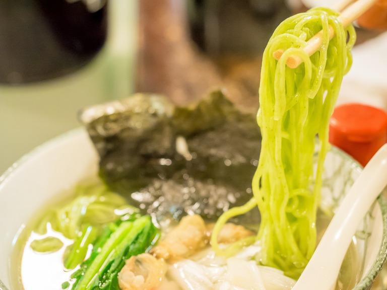 小松菜ラーメン(温)