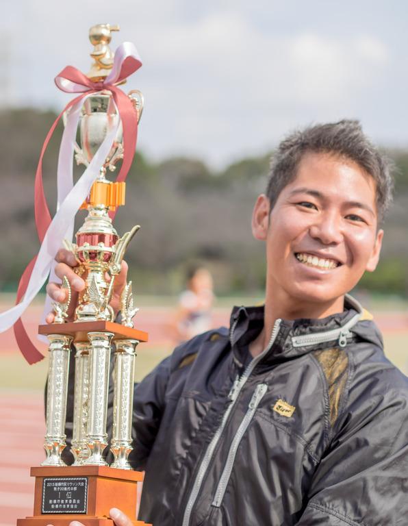 船橋市民マラソン2015-4(表彰式)
