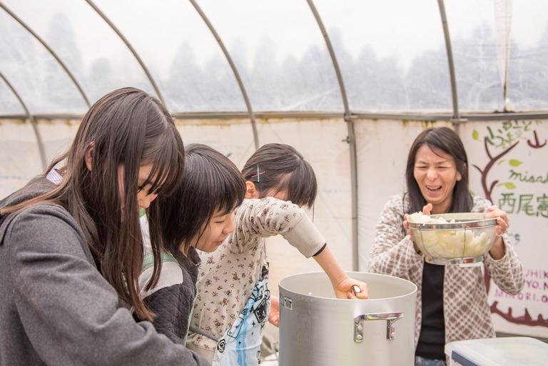 山田農場の一年・3月‐10