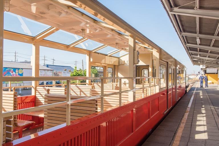 小湊鉄道2016年5月5日-7(里山トロッコ列車)