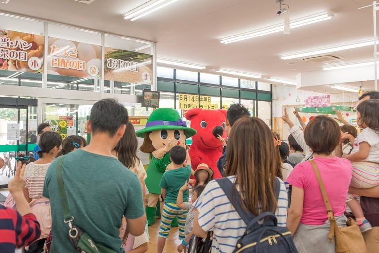 西船橋・小松菜まつり2016-8