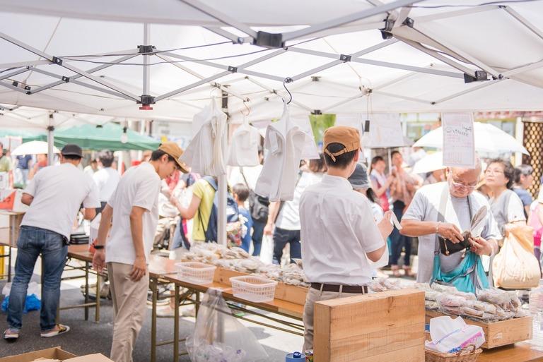 西船橋百円商店街2016年7月-3