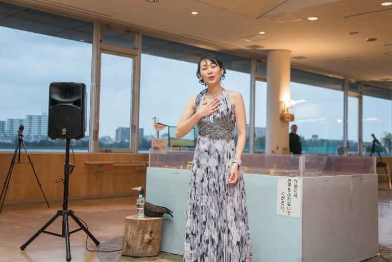 横洲かおる谷津干潟コンサート20171118_4