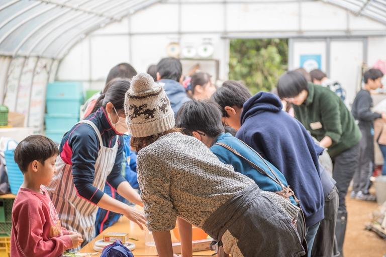 山田農場の一年・3月‐4