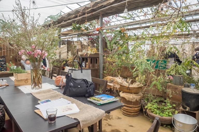 船橋市飯山満|花屋とカフェ・C'est la vie(セラヴィ)-2