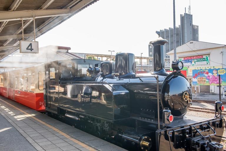 小湊鉄道2016年5月5日-6(里山トロッコ列車)