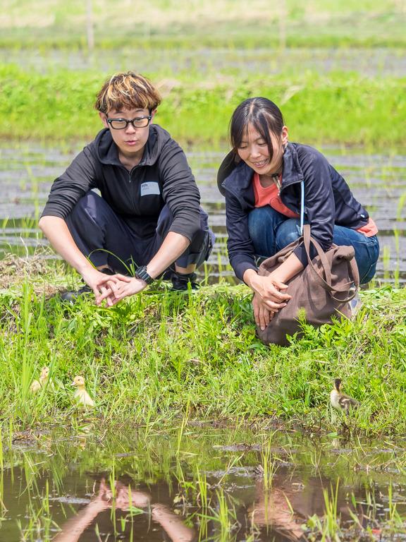 山田農場の一年・六月(参加者の皆さん-2)