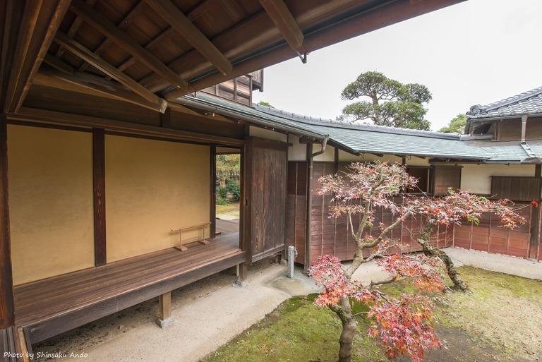 佐倉市城下町あるき-14(旧堀田邸)