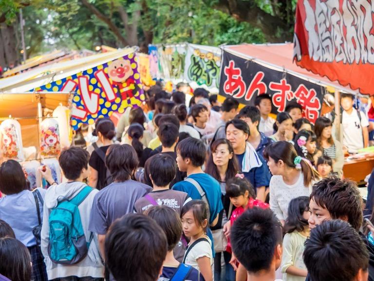 山野浅間神社の祭礼20150630-1