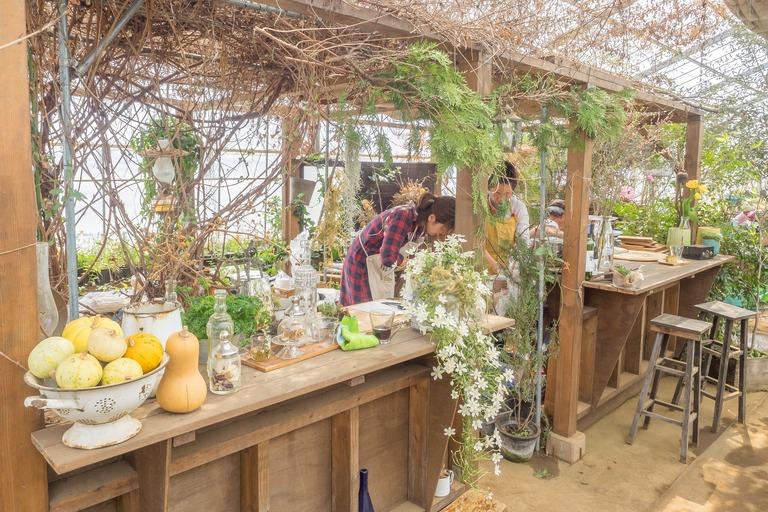 船橋市飯山満|花屋とカフェ・C'est la vie(セラヴィ)-3