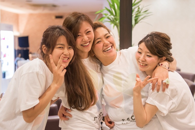 稲毛浅間神社のお祭り 美容室rocca-9