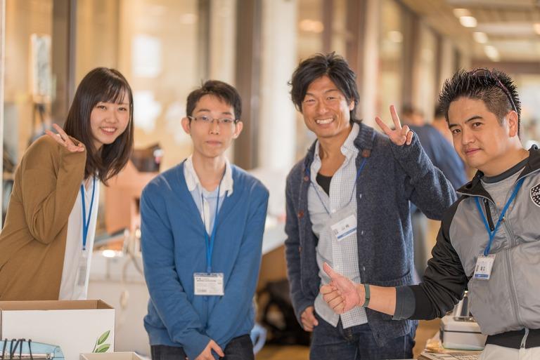 船橋珈琲フェスティバル・ボランティア