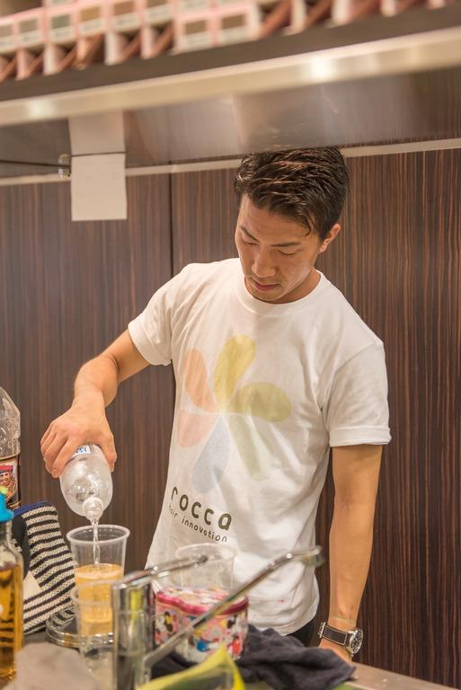 稲毛浅間神社のお祭り 美容室rocca-2