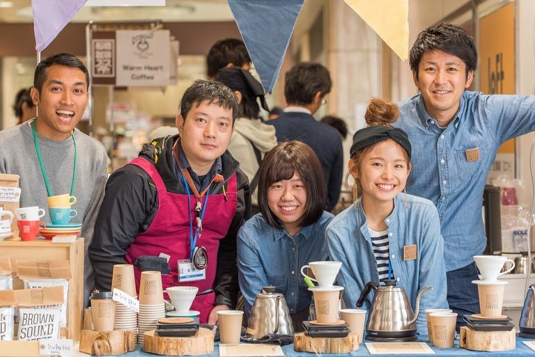船橋珈琲フェスティバル・BROWN SOUND COFFEE-1
