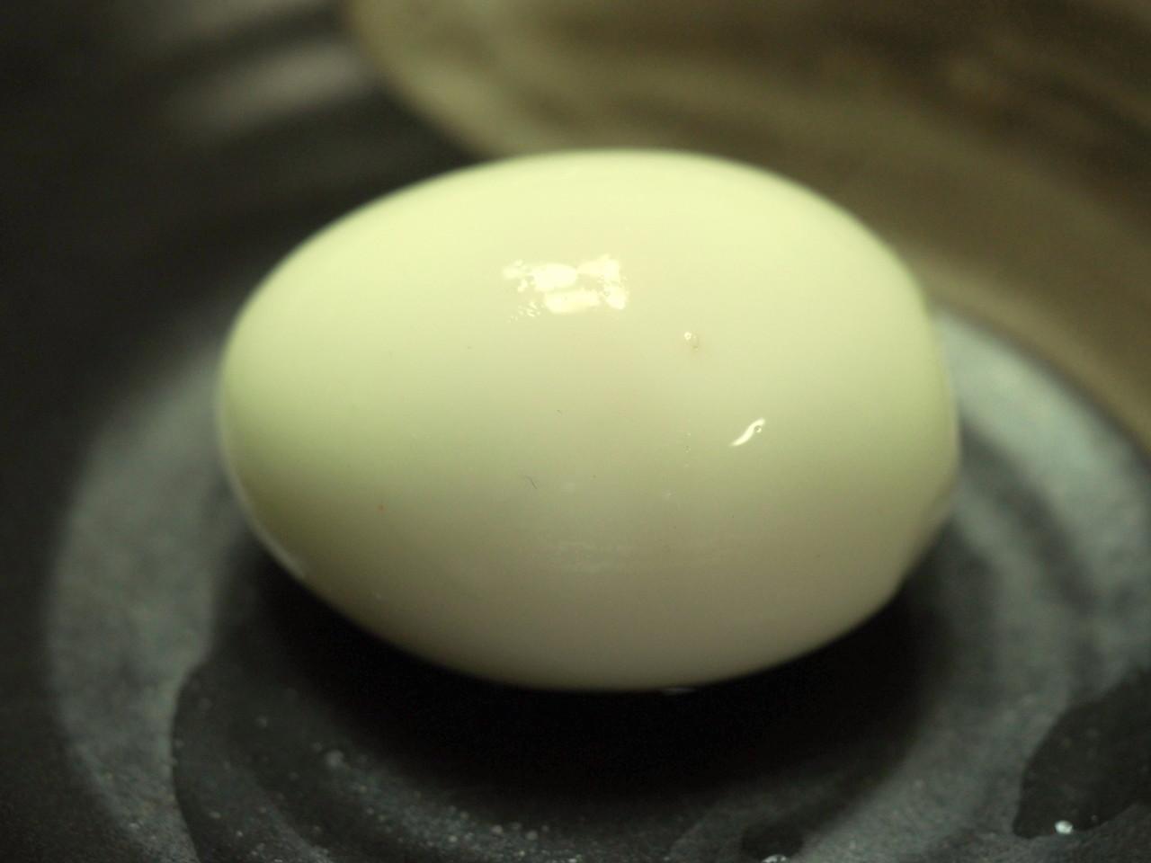 半熟 卵 しない 失敗