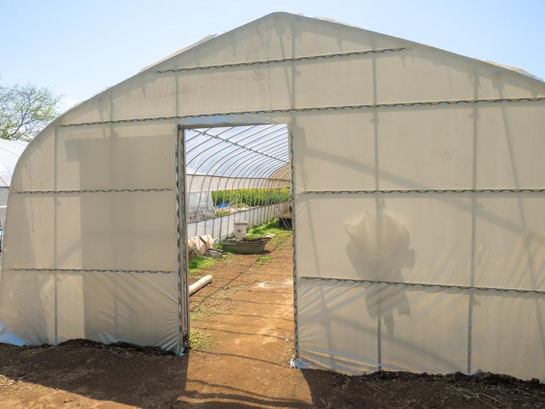 山田農場の4月‐6