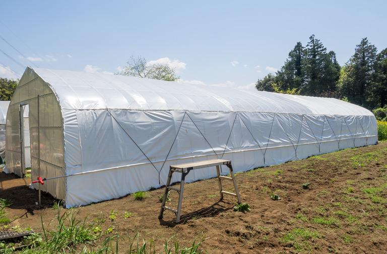 山田農場の4月‐5