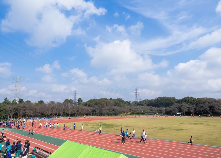 船橋市民マラソン2015-2(親子レース)