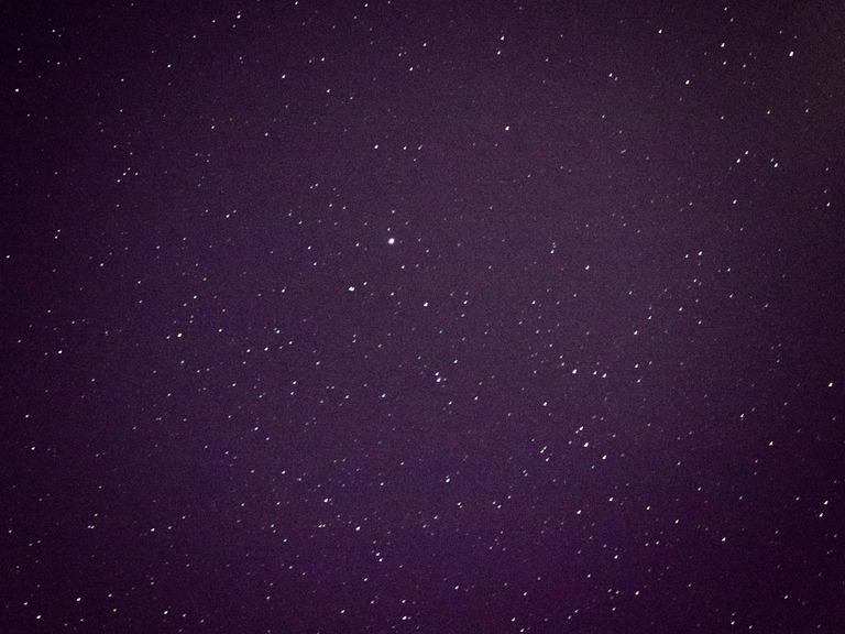 星空20150714