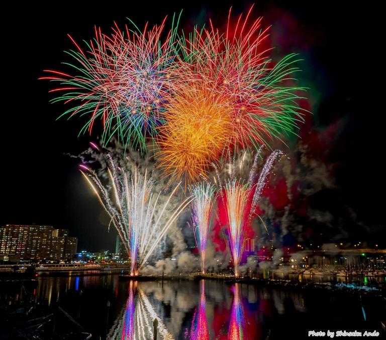 船橋市花火大会2015-18(お気に入り①)2