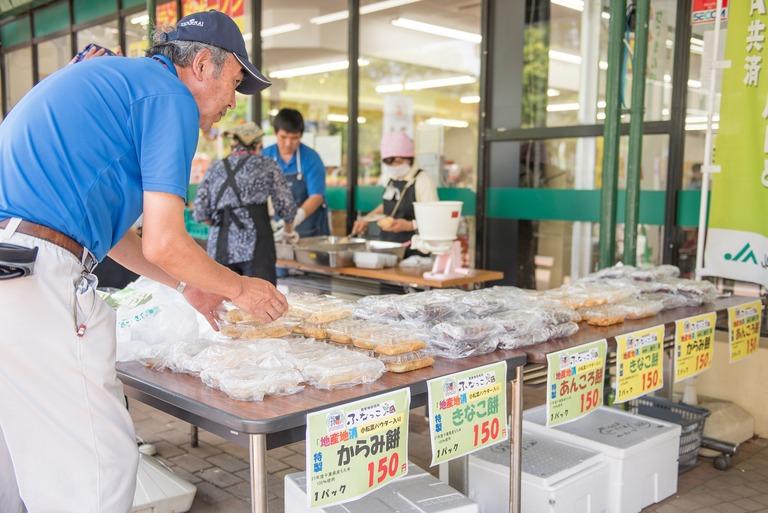西船橋・小松菜まつり2016-1