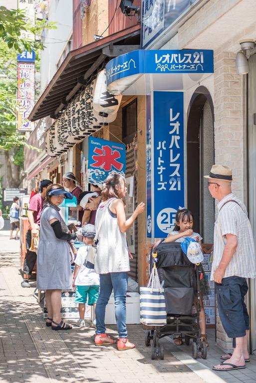 西船橋百円商店街2016年7月-1