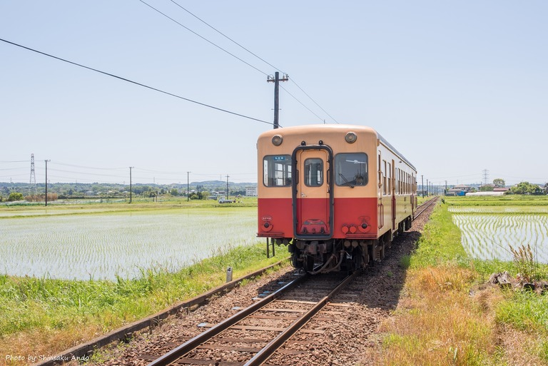 小湊鉄道2016年5月5日-16(上総三又駅)