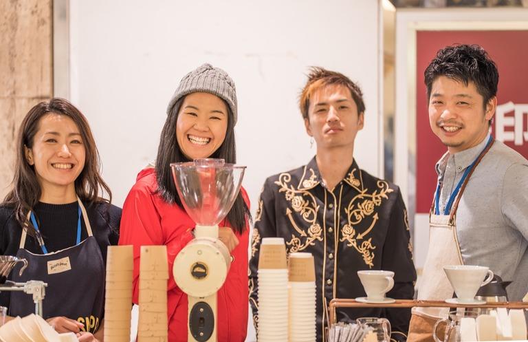 船橋珈琲フェスティバル・magome coffee project