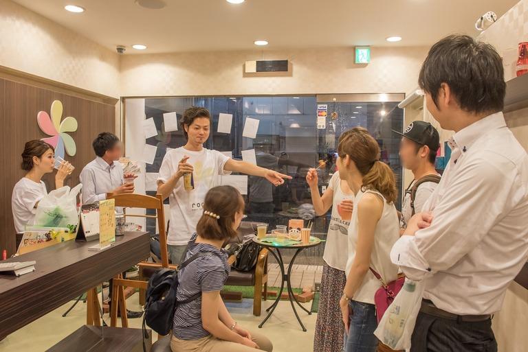 稲毛浅間神社のお祭り 美容室rocca-7-2